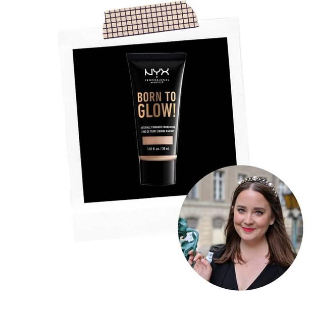 Beauty-Neuheiten im Test: NYX Born to Glow Foundation