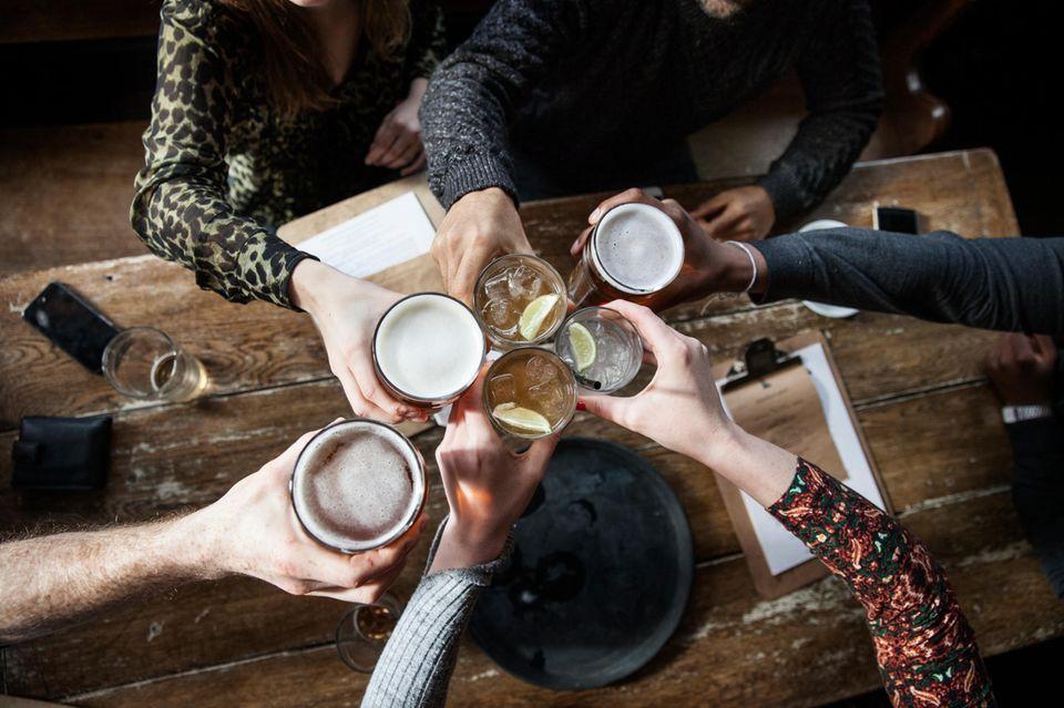 Nicht lang schnacken...: Mit diesen Drinks macht der Dry January Spaß