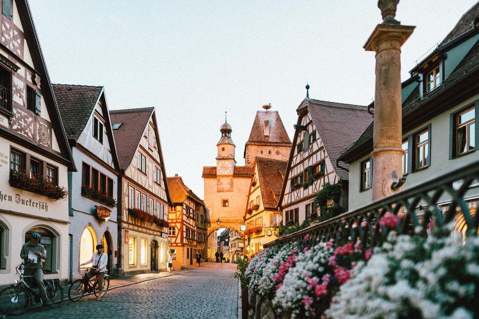 Instagram: Rothenburg ob der Tauber Altstadt