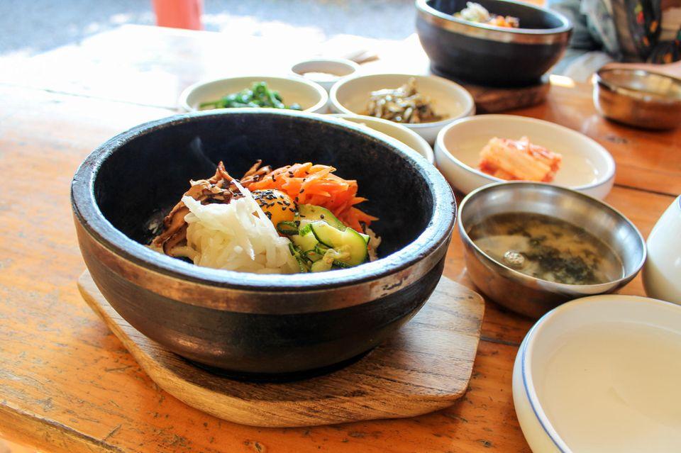 Achtsam kochen: Die wichtigste Zutat ist Geduld: Essen Südkorea