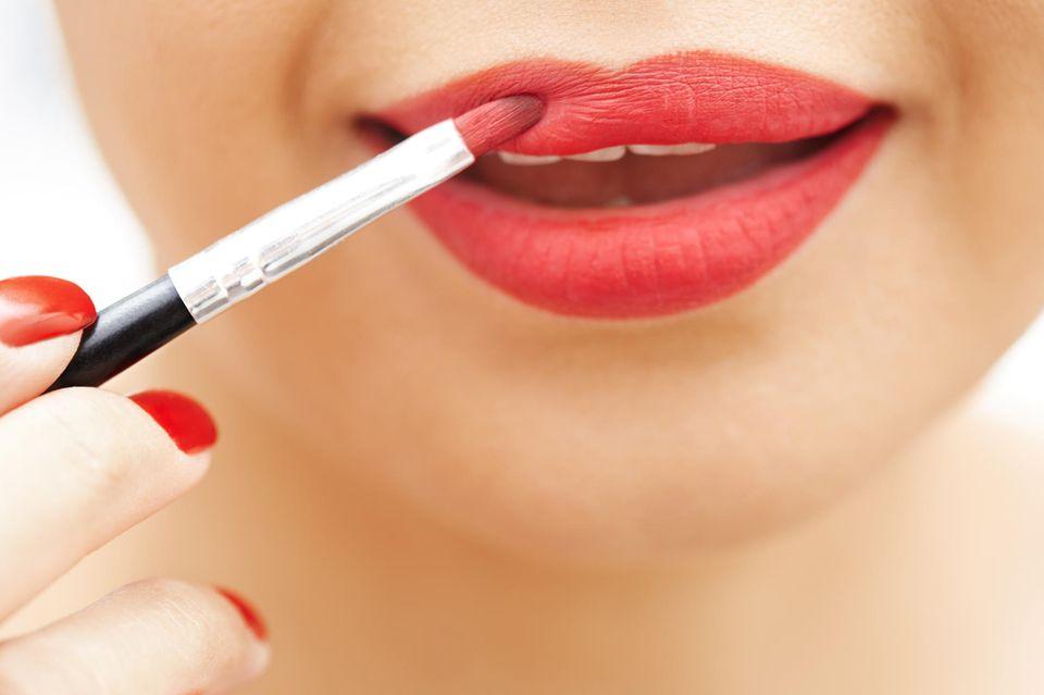 Geheimtrick: So kannst du deinen Lippenstift noch nutzen