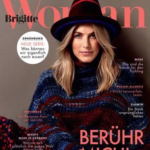 Heftvorschau Brigitte Woman 03
