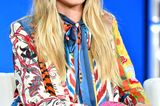Heidi Klum: mit blonder Wuschelmähne