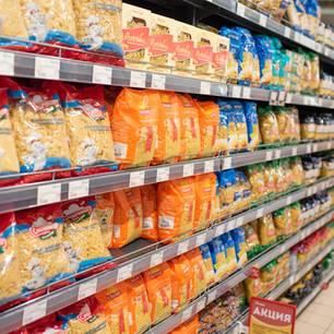 Rückruf: Nudeln im Supermarkt