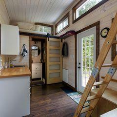 Interior einer Mini-Wohnung