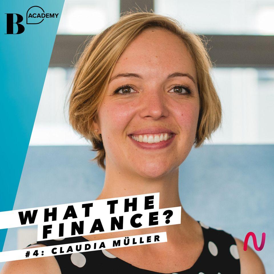 Podcast: What The Finance? Episode 4: Mein Notgroschen und die Frage: Wofür will ich sparen?