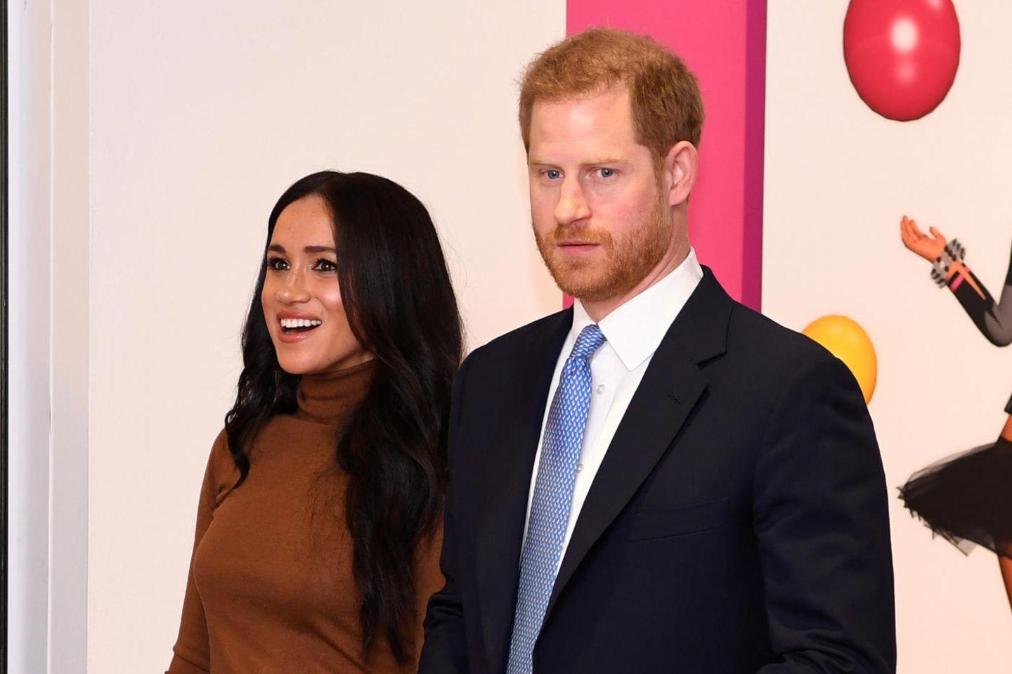 """Meghans Vater Thomas Markle: """"Ich habe Prinz Harry angelogen"""""""