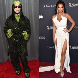 Grammys 2020: Künstlerinnen auf dem roten Teppich