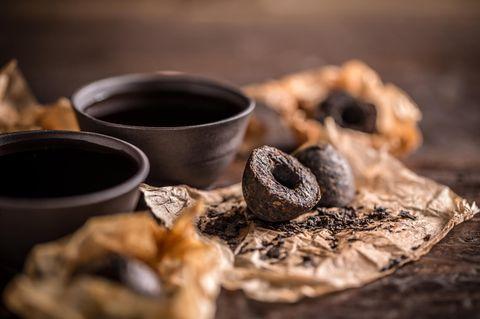 Pu Erh Tee: Tassen für Pu Erh Tee