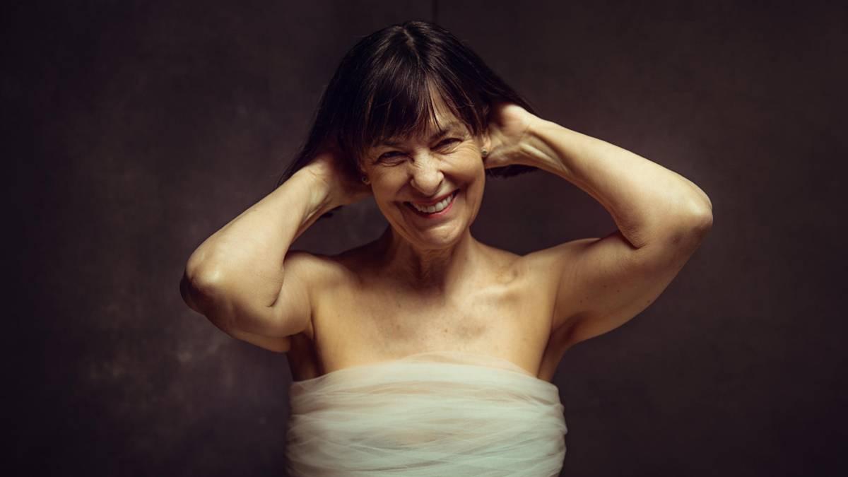 Frauen ab 50: Pedro Oliveira zeigt die Schönheit im Alter