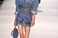 Modetrends Frühjahr/Sommer 2020: Das bleibt, das kommt: Denimlook