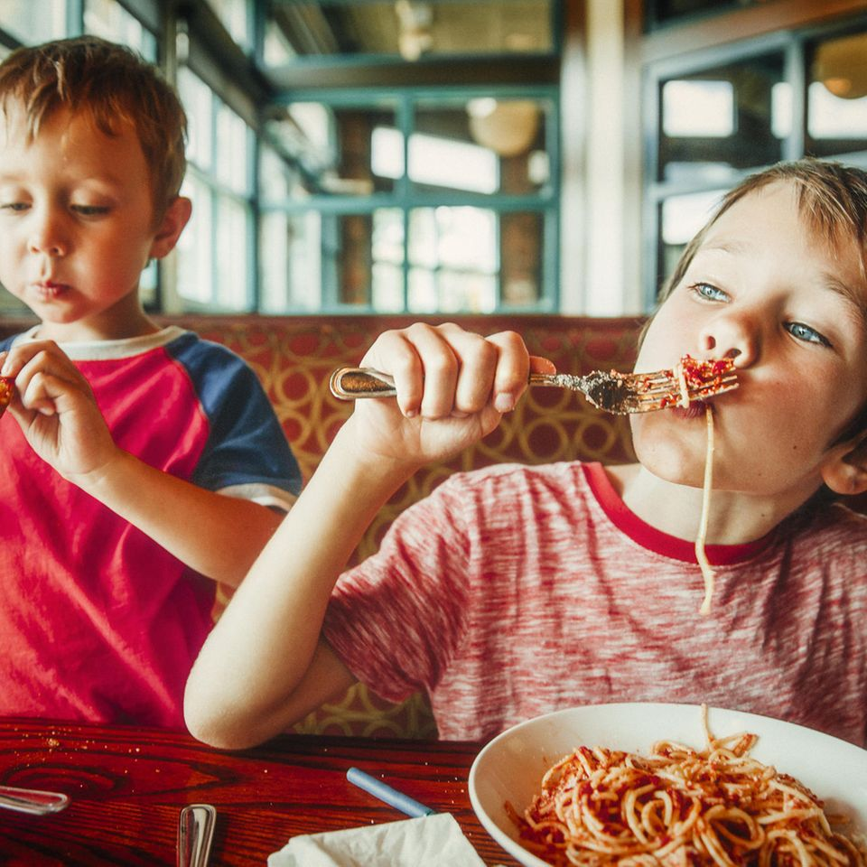 Kinder essen ungesund: Dirty Eating für alle!