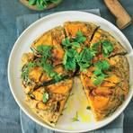 Tortilla-Rezepte: Süßkartoffel-Tortilla mit Manchego-Käse