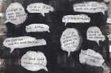 Tabu-Thema Menstruation: Buchseite