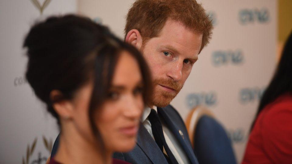 Enger Freund verrät: So sehr leidet Harry in Kanada - Harry und Meghan