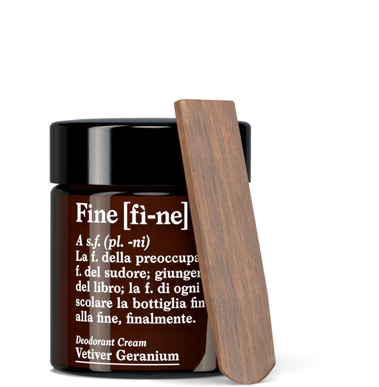 Fine Deodorant Vetiver Geranium