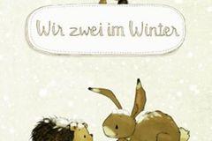 Wir zwei im Winter