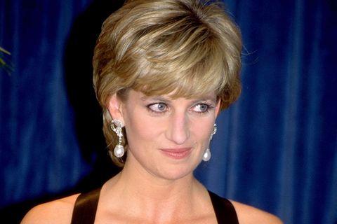 Prinzessin Diana: Diana im Abendkleid