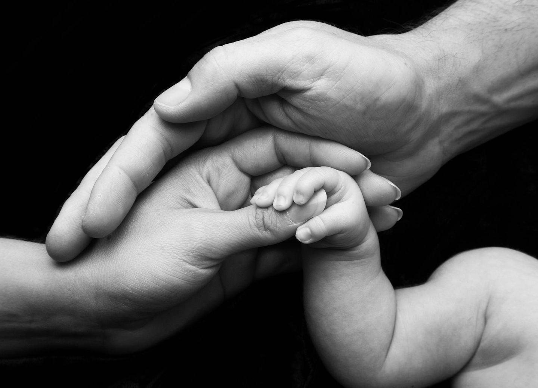 Babyfotografie: 9 zauberhafte Bilder der ersten Momente mit Kind