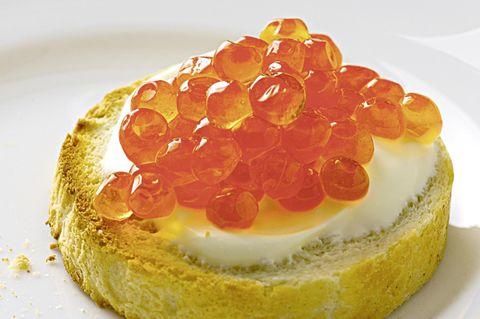 Kaviar-Canapé