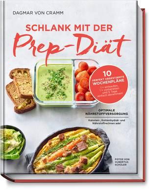 Schlank mit der Prep-Diät Cover