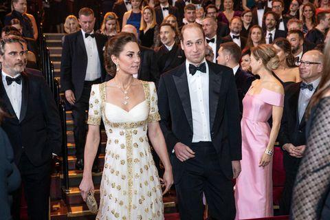 Prinz William: Eisiger Empfang bei den BAFTAs