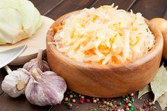 Blähende Lebensmittel: Sauerkraut