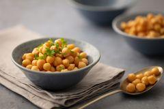 Blähende Lebensmittel: Kichererbsen