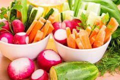 Blähende Lebensmittel: Rohkost