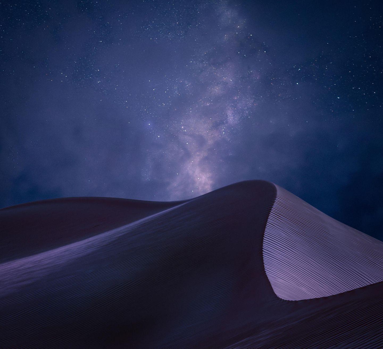 ILPOTY 2019: Wüste mit Sternenhimmel
