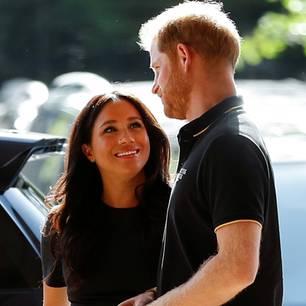 Queen Elizabeth: Geheime Botschaft an Harry und Meghan