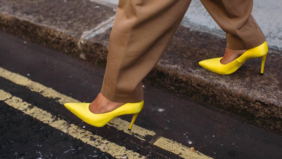 Endlich gibt es eine Antwort auf diese Frage: Welche Hose zu welchen Schuhen!