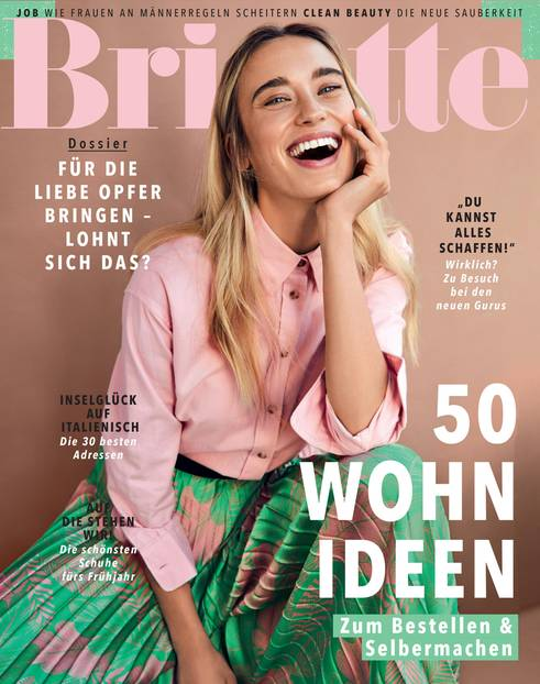 Heftvorschau Brigitte 05