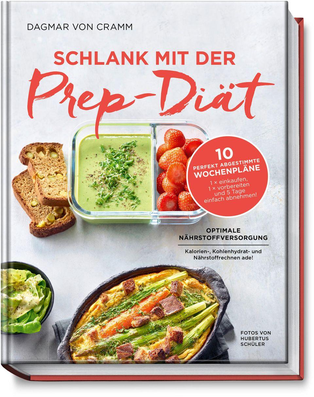 Meal-Prep-Rezepte: Schlank mit der Prep-Diät