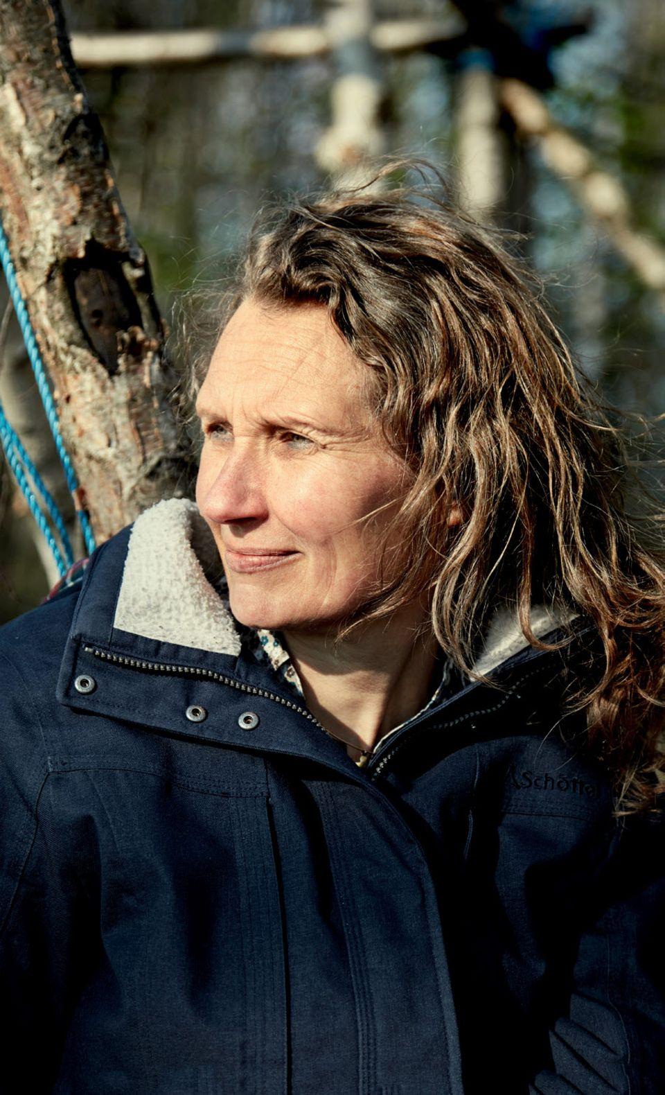 Cécile Lecomte: Widerstand als menschliche Notwendigkeit: Antje Grothus