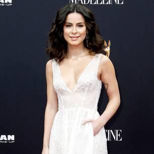 Lena Meyer-Landrut: In weißem Kleid bei der Verleihung der Bambis