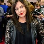 Simone Thomalla: Posierend auf dem roten Teppich