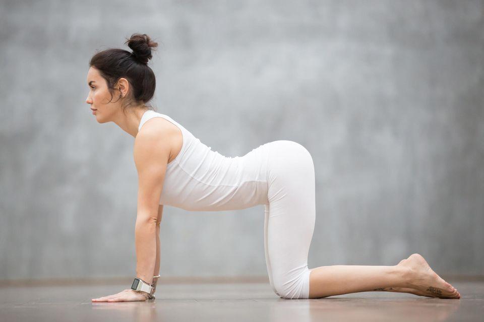 Hatha Yoga: Kuh