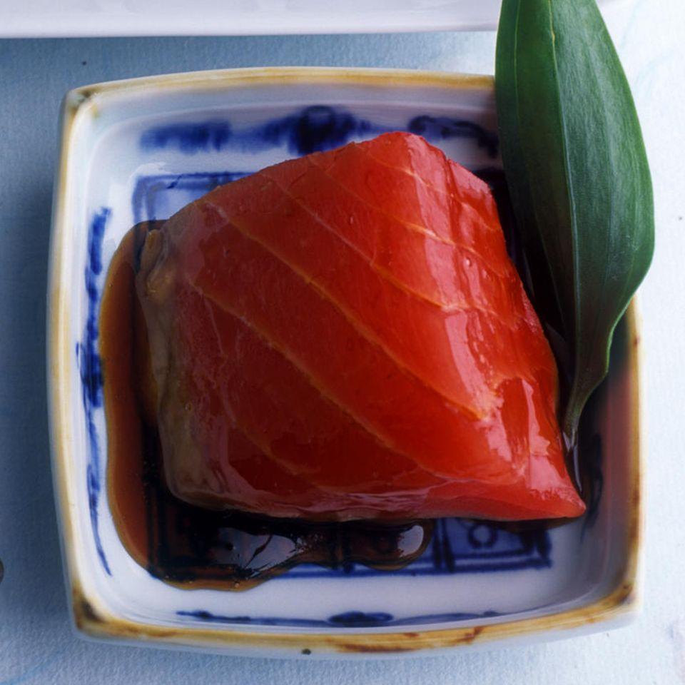 Süßer Tunfisch