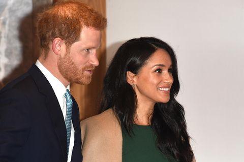 Meghan und Harry: Fans sind sehr enttäuscht von ihrem Instagram-Post