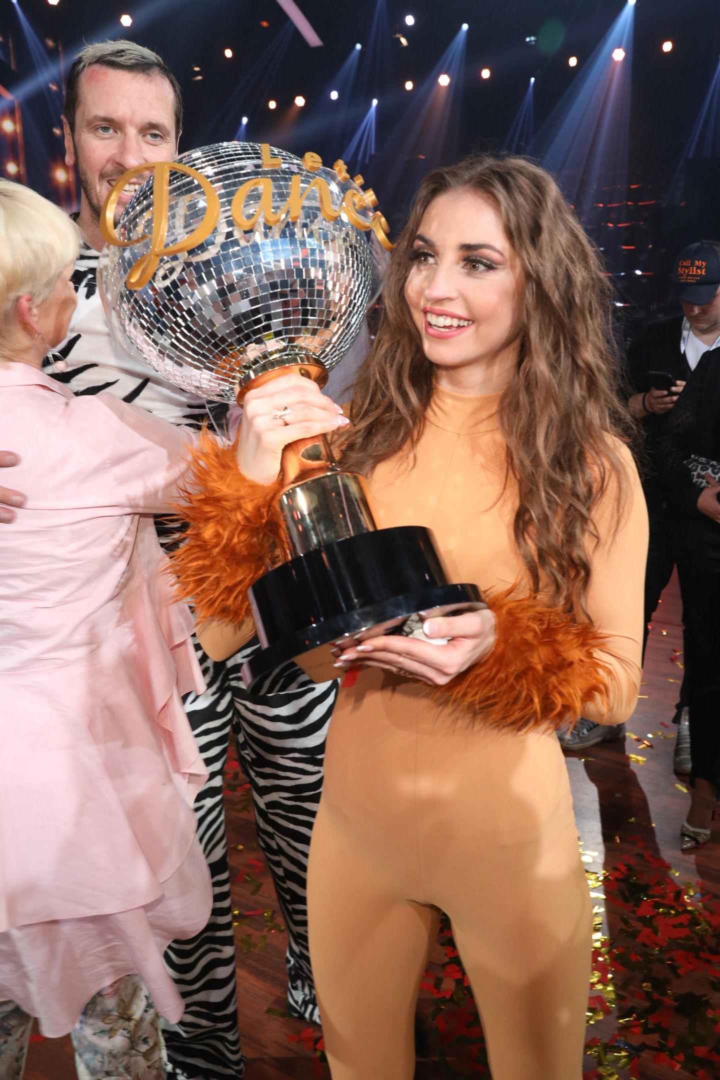 Ekaterina Leonova: Beliebter Let's-Dance-Profi diesmal NICHT dabei!