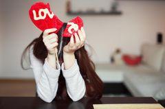Liebeskummer am Valentinstag: Diese Tipps helfen