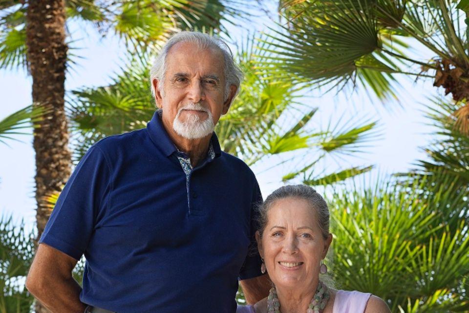 Lieblingsorte auf Mallorca - die besten Tipps: älteres Ehepaar