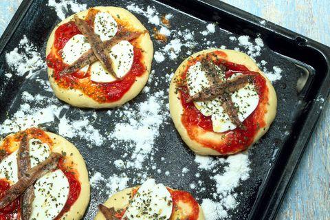 Pizzette - kleine Pizzen