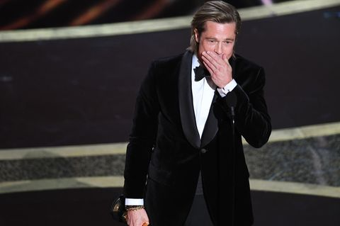 Nebendarsteller-Oscar: Laura Dern und Brad Pitt gewinnen wenig überraschend