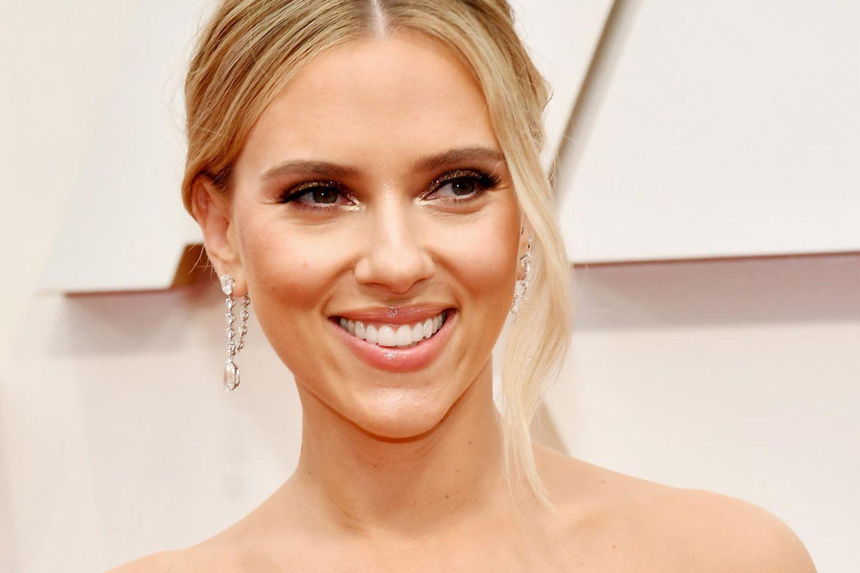 Scarlett Johannson bei den Oscars