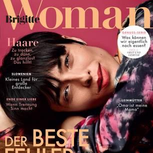 Heftvorschau Brigitte Woman 04