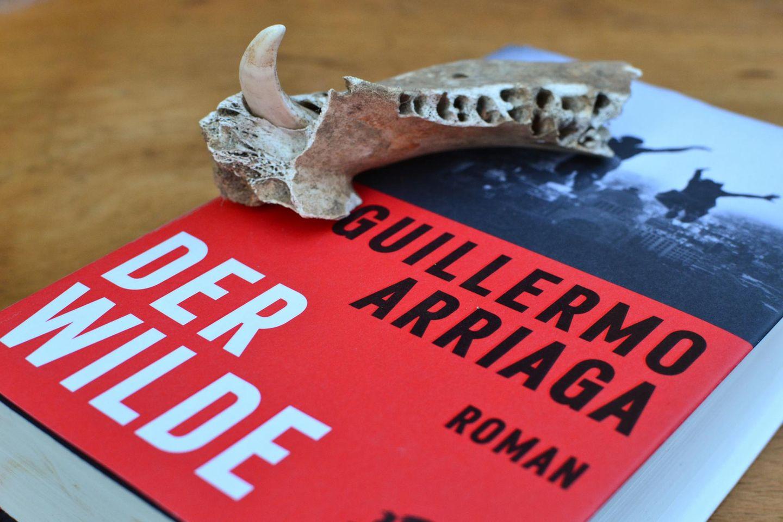 Der Wilde von Guillermo Arriaga