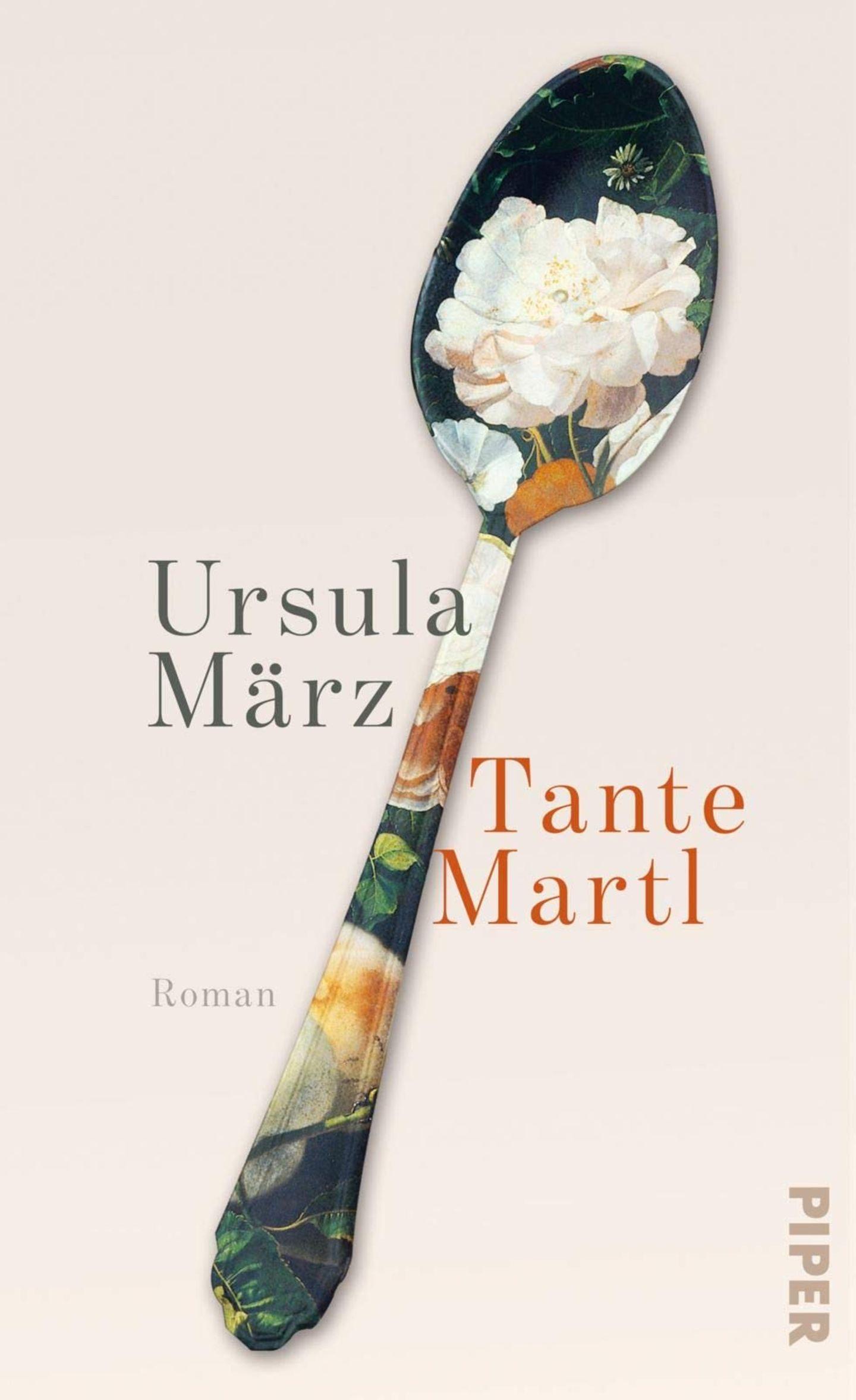 Tante Martl von Ursula März