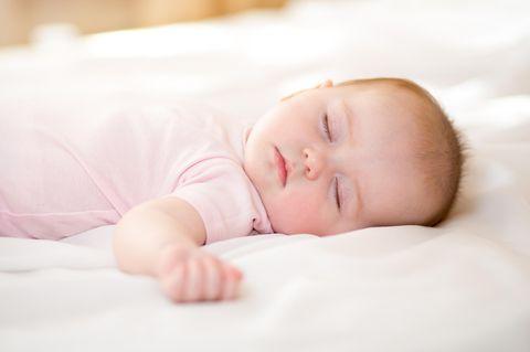 Baby schläft nicht